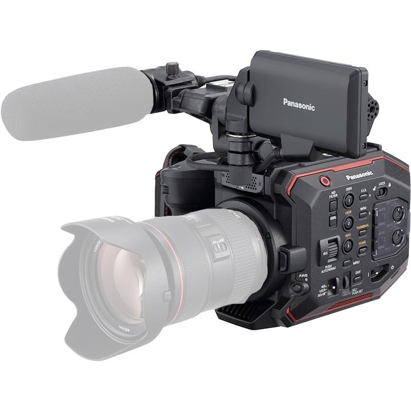 Wooden Camera Panasonic EVA-1 LCD Bracket Adapter