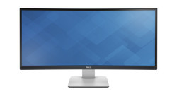 "Dell U3415W 34"" UltraSharp Curved Monitor"