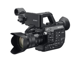 Sony PXW-FS5K - 4K XDCAM Super 35mm Camcorder with 10 to 105mm Zoom Lens
