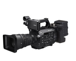 Sony PXW-FS7K - 4K XDCAM Super 35mm Camcorder with 28 to 135mm Zoom Lens