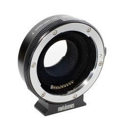 Metabones EF to MFT adapters