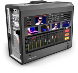 Streamstar CASE 500 All in One Portable Live Production Studio