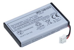 Kenwood WD-UB100 Replacement Battery for WD-K10TR Portable Transceiver