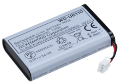 Kenwood WD-UB110 Replacement Battery for WD-K10PBS Portable Base Station