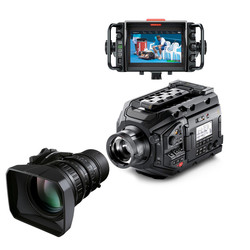 Blackmagic URSA Broadcast - Studio BASIC bundle