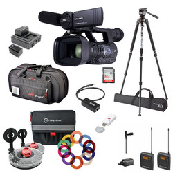 Camera Bundle JVC GY-HM660E - PRO