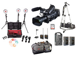 Camera Bundle JVC GY-HM850E - PRO