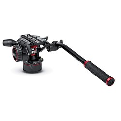Manfrotto Nitrotech N8 Fluid Video Head - MVHN8AH