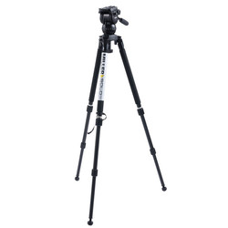 Miller 3710 CX2 SOLO 75 2-Stage Alloy Tripod System