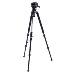 Miller 3726 CX6 SOLO 75 - 2-Stage Alloy Tripod System