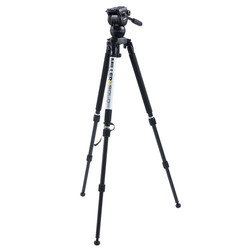 Miller 3742 CX8 SOLO 75 - 2-Stage Alloy Tripod System