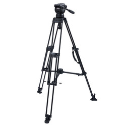 Miller 3752 CX10 SPRINTER II - 1-Stage Alloy Tripod System with above ground spreader
