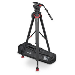 Sachtler 1811 FTMS Video 18 FT MS Tripod System