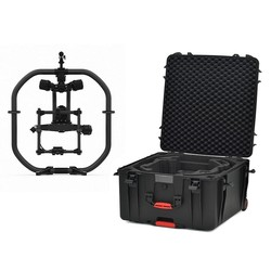 HPRC 4600W Wheeled Hard Case for MōVI Pro Freefly