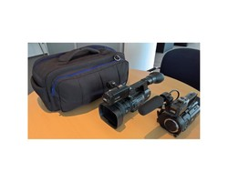 JVC camRade rungunBag Medium - Soft Carry Bag for JVC GY-HM6XX, HM360 and LS300 cameras