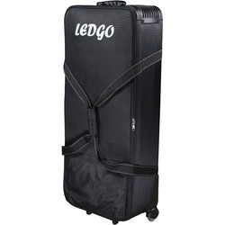 LEDGO LG-S3 Trolley Soft Case with Wheels for LED lights