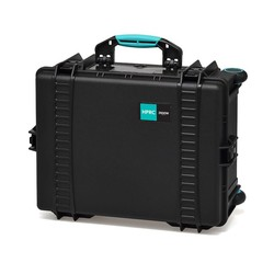 HPRC 2600W WHEELED FOAM - Hard Case with Wheels and Cubed Foam Interior