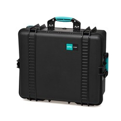HPRC 2700W WHEELED FOAM - Hard Case with Wheels and Cubed Foam Interior