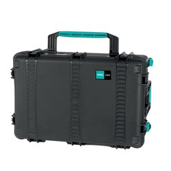HPRC 2760W WHEELED FOAM - Hard Case with Wheels and Cubed Foam Interior