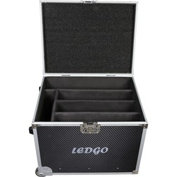 LEDGO LG-M3 Trolley Hard Case with Wheels for LED lights