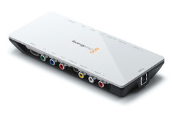 Blackmagic Intensity Pro & Shuttle
