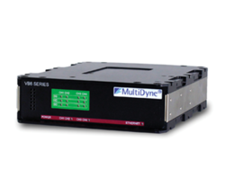 MultiDyne VB-3802 3G-SDI Video Transceiver with Gigabit Ethernet