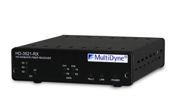 MultiDyne 3.0 Gbps Serial Digital Video Transceiver