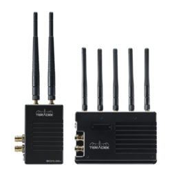 TERADEK Bolt XT 3000 Wireless SDI/HDMI Transmitter/Receiver Deluxe Kit (AB or V Mount)