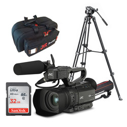 Camera Bundle JVC GY-HM250E - BASIC