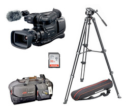 Camera Bundle JVC GY-HM70E - BASIC