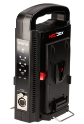 Hedbox RP-DC100V V-Lock Battery Charger