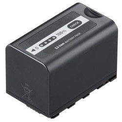 Panasonic VW-VBD58E-KC Battery