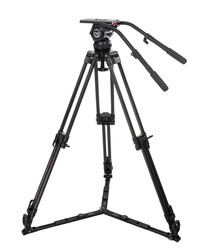 Secced Reach Plus 4 Tripod Kit - Carbon Fiber