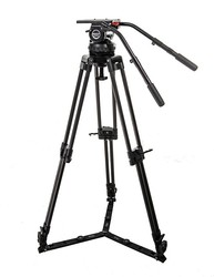 Secced Reach Plus 5 Tripod Kit - Carbon Fiber