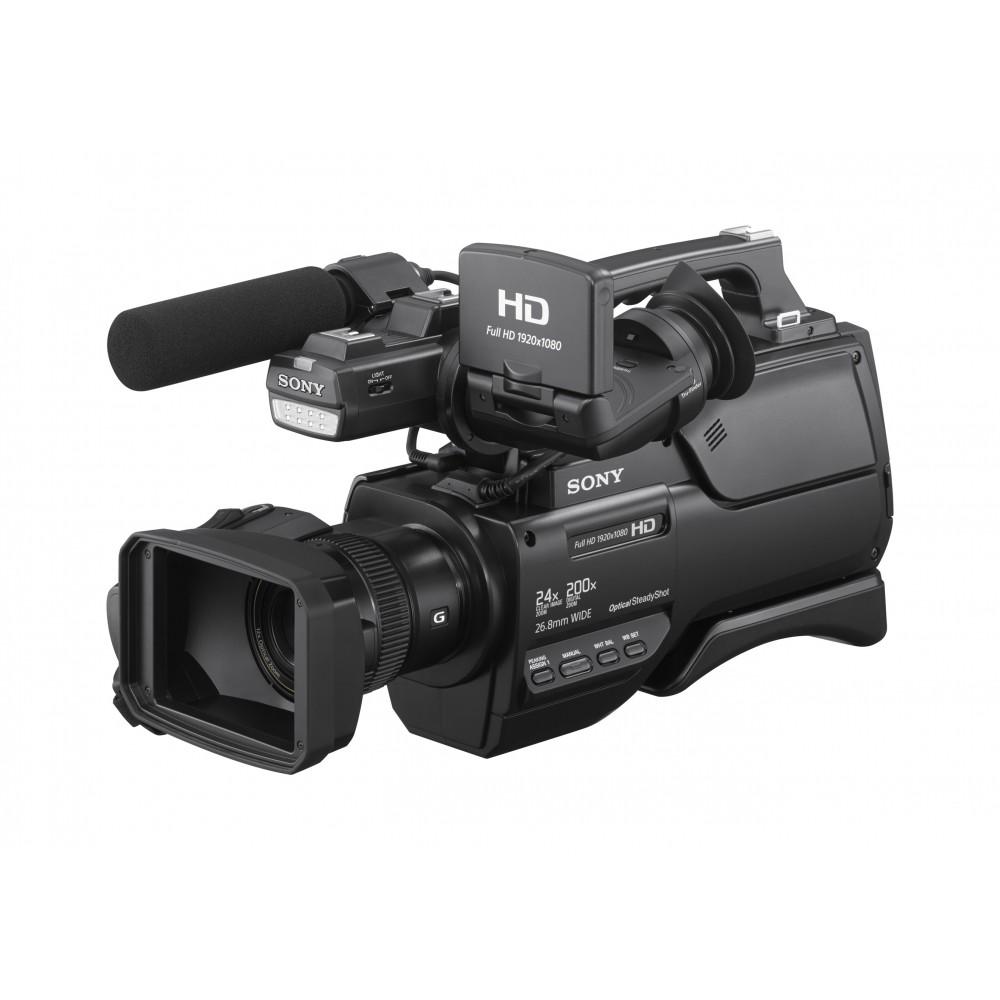 Sony HXR-MC2500E - NXCAM AVCHD Camcorder