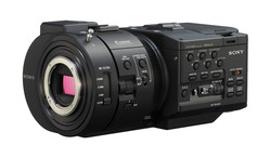 Sony NEX-FS700R - 4K Super 35mm NXCAM Camcorder (body only)
