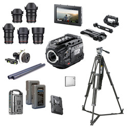 Blackmagic URSA Mini Pro 4.6K G2 - PLUS bundle