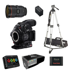 Cinema production camera bundles