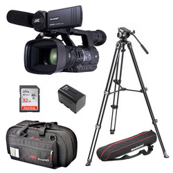 Camera Bundle JVC GY-HM660E - BASIC