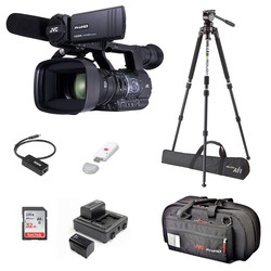 Camera Bundle JVC GY-HM660E - PLUS