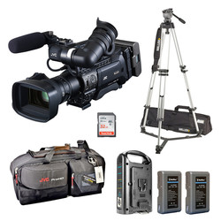 Camera Bundle JVC GY-HM850E - BASIC