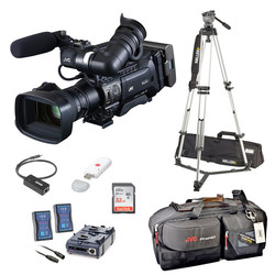 Camera Bundle JVC GY-HM850E - PLUS