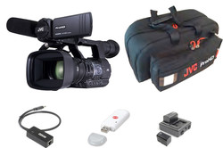 JVC GY-HM660E Network Pack