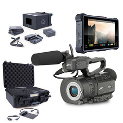 Camera Bundle JVC GY-LS300CHE + Atomos Ninja Inferno