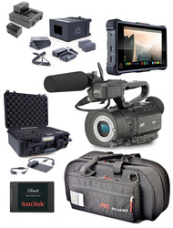 Camera Bundle JVC GY-LS300CHE + Atomos Ninja Inferno (PLUS)