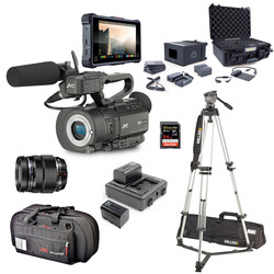 Camera Bundle JVC GY-LS300CHE - PLUS