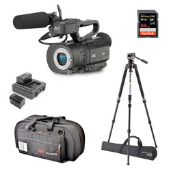 Camera Bundle JVC GY-LS300CHE - BASIC MFT