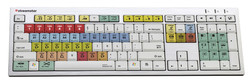 Streamstar Dedicated Keyboard