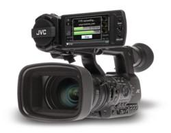 JVC HD Cameras