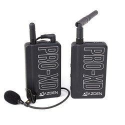 Azden Wireless Microphones